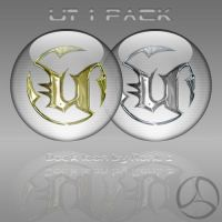 Silver Aqua UT Icon by rontz