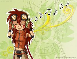 Feel the music by Tenaga