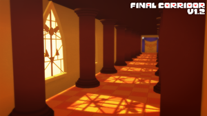 MMD Undertale - Final Corridor v1.2 by MagicalPouchOfMagic