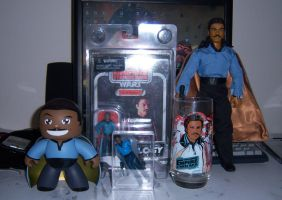 Lando collection:Im a Dorkator by lishuss