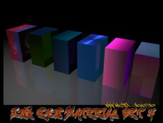 C4D Material Set 4 by JDLuxe