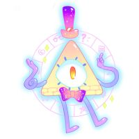 Candy Bill Cipher by kiwisus