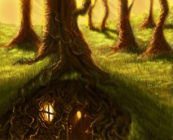 The Burrow by zimfin