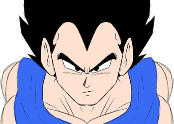 Vegeta Do The Super Saiyan by BatmanPortal14