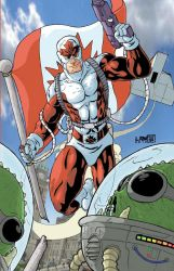 Captain Canuck Contest Entry by Marvin000