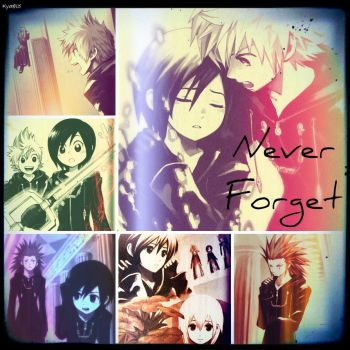 Never Forget by Kya813