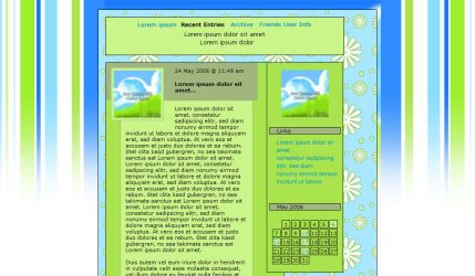 LiveJournal CSS-Country Scene by LTZ