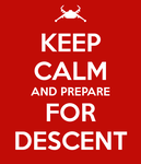 Keep calm and prepare for descent by Viper1999