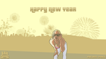 Happy New Year from Project Xperia by Dauganor