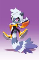 Tangle the Lemur by herms85