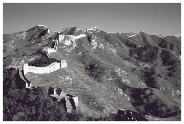 Jinshanling Great Wall II by cb100