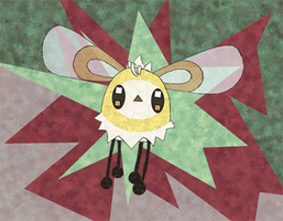 Cutiefly animated