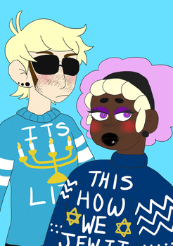 Pronouncing challah like HOLLA! by literally-totty