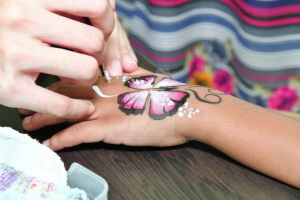 Hand Painting Event by Deming9120