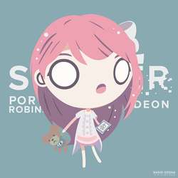 Shelter - Rin - Porter Robinson and Madeon by GoshaDole