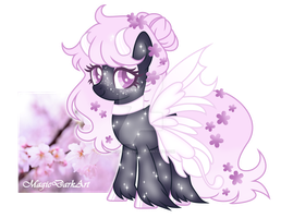 Pixie Pony OTA *CLOSED* PayPal only! by MagicDarkArt