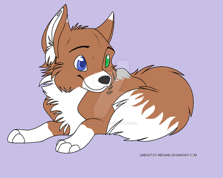 Puppy Kate by midnight296