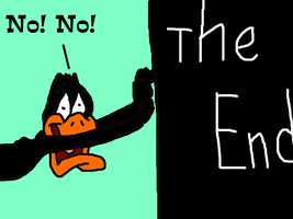 Daffy Duck - It's Not The End by MikeJEddyNSGamer89