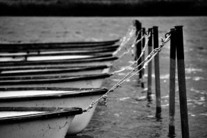 resting boats by torobala
