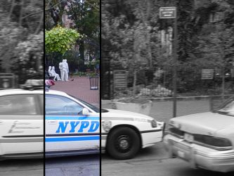 NYPD Blue's by bababaloo