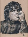 Tyrion Lannister by choffman36