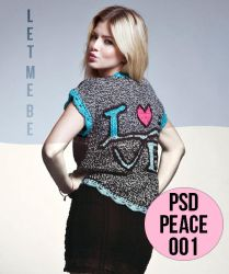 Peace PSD by LetMeBe-Blog