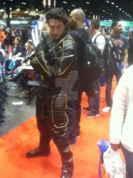 Wolverine C2E2 2014 by MagicalCrystalWings