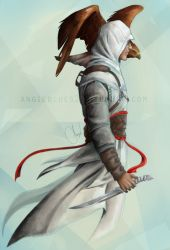 A is for Altair by AngieBlues