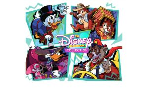 The Disney Afternoon Collection Wallpaper  by BlackIndian36