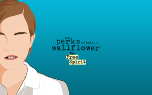 The Perks - 'The Free Spirit' Wallpaper by TributeDesign