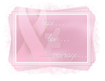 Breast Cancer Pink Ribbon D1 by RedHeadFalcon