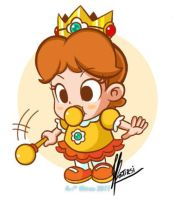 Baby Daisy by MKDrawings