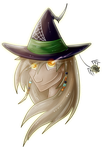 Witch by Green-Nightingale