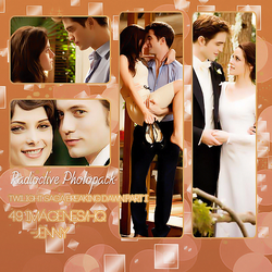 Photopack: Twilight Saga Breaking Dawn Part I by JenniferBomerGrey