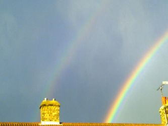Double Rainbow by chloexlolx