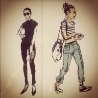 fashion girls from pinterest 7min 2 by elcoruco1984