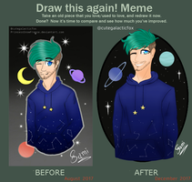 [Draw this again MeMe] Starly Jack by PrincessSnowFreeze