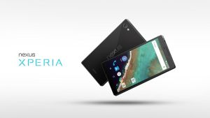 Sony Xperia Nexus : Concept Phone by KevinMoses