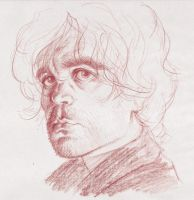 Tyrion Lannister by fugushima