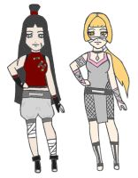 Naruto Adoptables 4: Closed by Almost---There