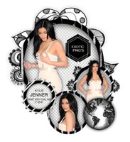 Pack Png 1357 // Kylie Jenner by ExoticPngs