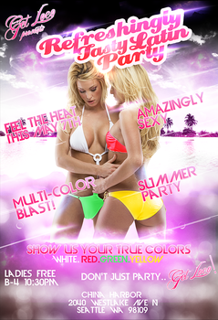 Summer Party by omnigfx