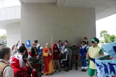 SDCCI ATLA and TLOK cosplayers... by HawkTnz