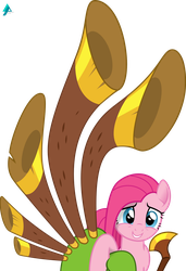Happy Pinkamena S8E18 by arifproject