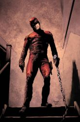 Daredevil Baroody Colwell by JeremyColwell
