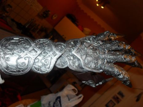 Prince of Persia Gauntlet by phixix