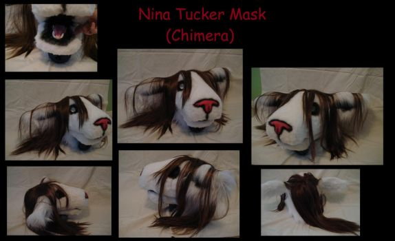 Nina Tucker Mask by CrazyShibaLady