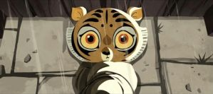 Little Baby Tigress by TheTiPoFanatic