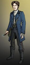 The 8th Doctor- the Time War years... by PaulHanley
