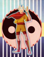 Aang by temporarytime